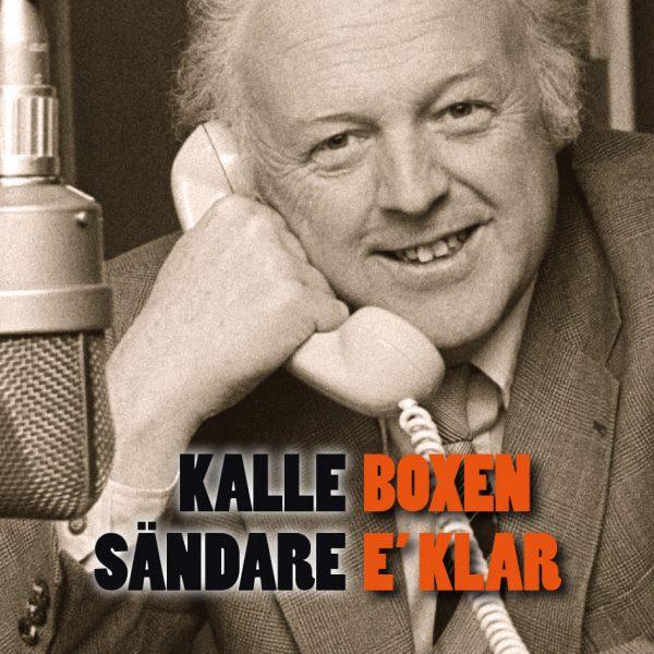 Kalle Sändare-CD Box-Boxen e klar