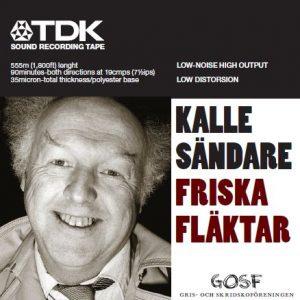 Friska Fläktar CD Kalle Sändare-GOSF